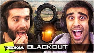 BLACK OPS 4 BLACKOUT LIVE with VIK! (Call of Duty: Black Ops 4) thumbnail