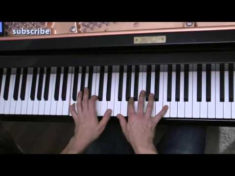 Piano Cover  Und Wenn Ein Lied  Söhne Mannheims  Xavier Naidoo  by Mister Piano