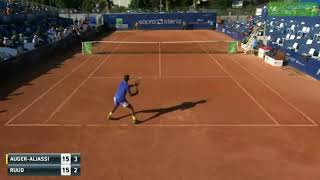 The next tennis legend Felix Auger Aliassime becomes the 7th youngest to win a challenger title