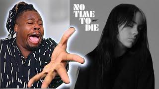 """Download lagu BILLIE EILISH """" NO TIME TO DIE"""" REACTION!"""
