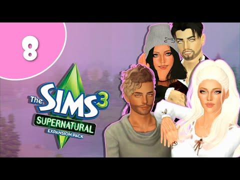 RAISING QUESTIONS 👀 || The Sims 3: Supernatural - Part 8