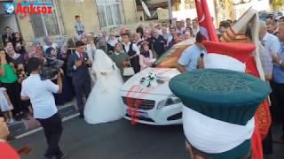 Saykal Ailesinden Mehterli Düğün