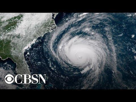 Hurricane Florence latest FEMA updates, path and forecast