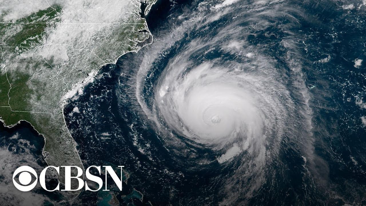 HurricaneFlorenceLatestFemaUpdatesPathAndForecast