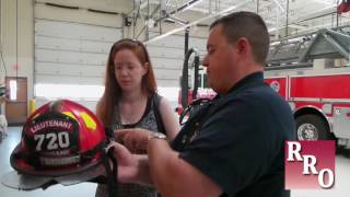 Volunteering at Sandoval County Fire Department
