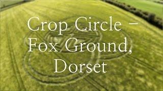 Crop Circles 2015 - Fox Ground Down, Nr Blandford Forum, Dorset