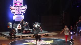 RED BULL BC ONE CYPHER PERU 2015 BBOY PIEDRITA VS BBOY SINTA SOUL - FINAL