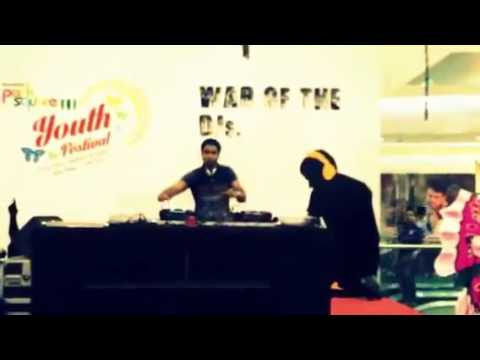 Zoltan - War Of Dj's at Park Square Bangalore