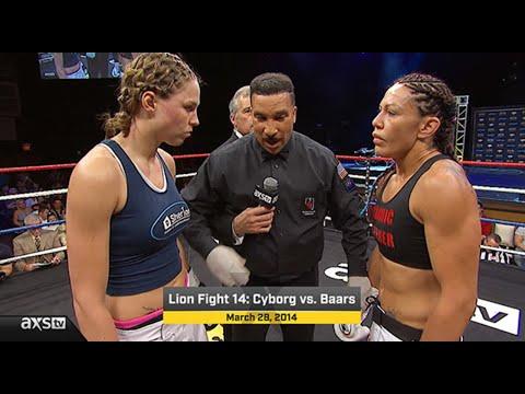 Fight of the Week: Cyborg vs. Baars