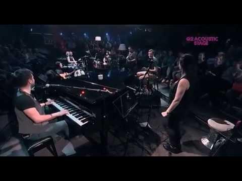 G2 Acoustic Stage: Marek Ztracený feat Marta Jandová - Káva a sex