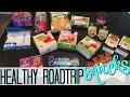HEALTHY ROAD TRIP SNACKS | Healthy & Organic Road Trip Snack Ideas!