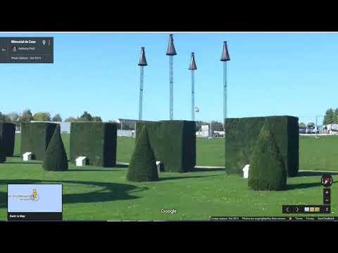 Mémorial de Caen | France Visit