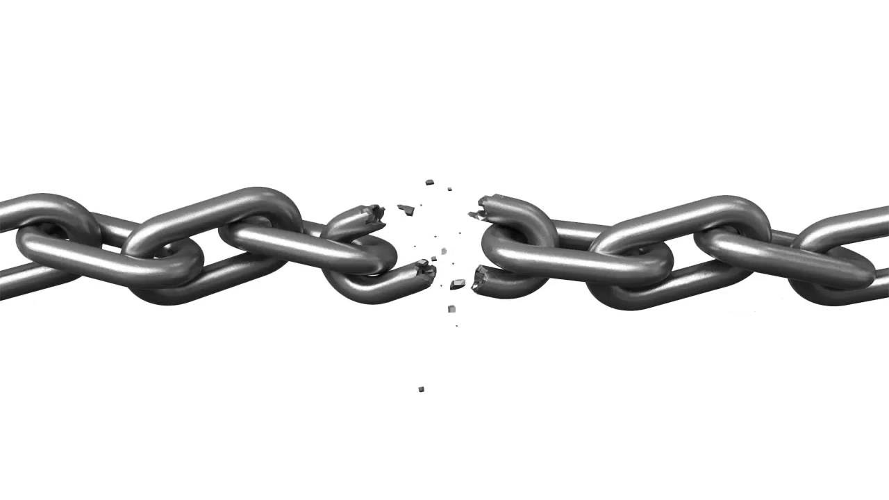 "the breaking of the chain I want to break that chain of impatience,  52 thoughts on "" break every chain that binds you  these message of breaking every chain blessed me."