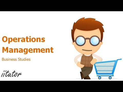 √ Strategic Role Of Operations Management | Business Studies