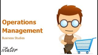 √ Strategic role of operations management | iitutor