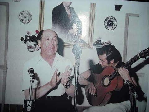 Antonio Mairena y Paco del Gastor Solea y Seguiriya (pa la historia) Moron de la Frontera