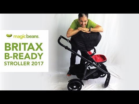Britax B-Ready 2017 Stroller Review | Best Most Popular | Reviews | Ratings