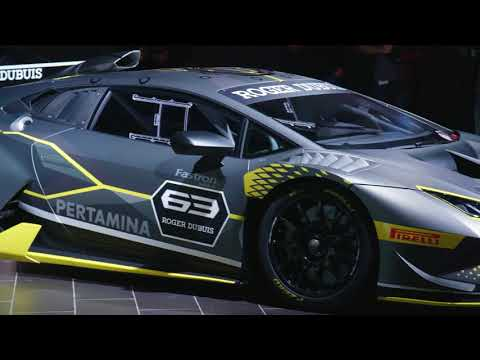 World premiere US$ 295,000 Huracán Super Trofeo EVO - Unravel Travel TV