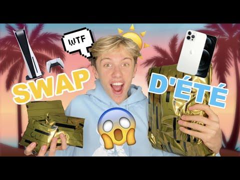 Download SWAP D'ÉTÉ AVEC MON COPAIN ! (je m'en remets pas...)