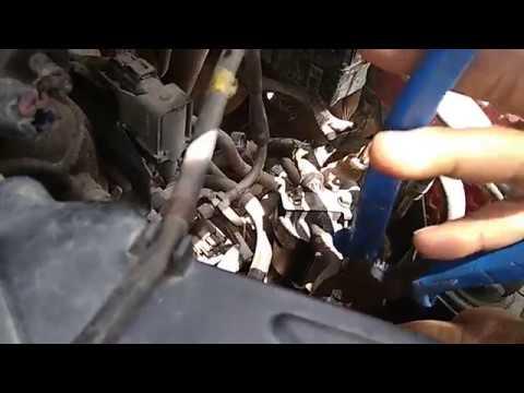 maruti Suzuki wagon r lpg pickup fault