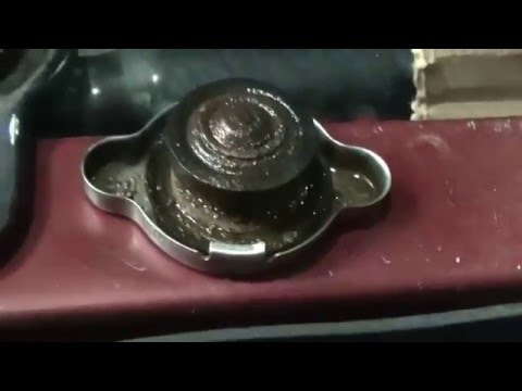 Промывка радиатора печки. Huyndai elantra j3 / Хёндай элантра XD