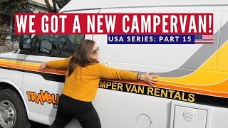 Brits Try Fish Tacos + Secret Beach | VANLIFE Santa Barbara California | Brits in America Part 15