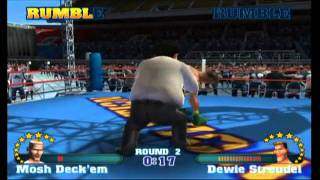 Quick Look: Ready 2 Rumble Revolution