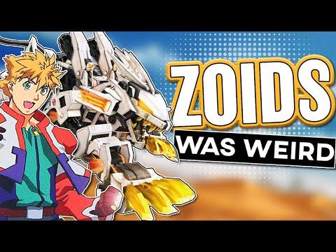 ZOIDS New Century: Toonami's Coolest Mech Show   Billiam