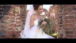 Необычный свадебный клип под песню Depeche Mode