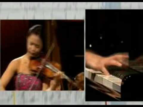 Soyoung Yoon | Franck Violin Sonata | 2nd Mvt | Queen Elisabeth Violin Competition | 2009