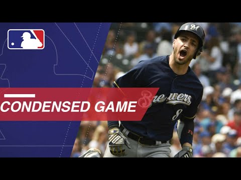 Condensed Game: MIL@CHC - 8/14/18