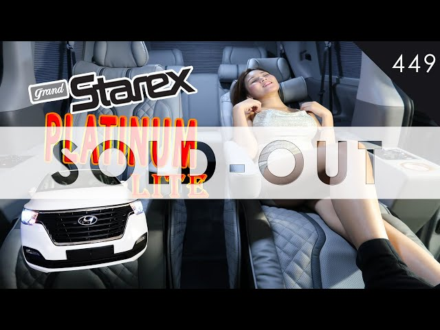 🚘 2020 Grand Starex Urban Platinum @ ₱ 2.690 M (Available Cars On hand_Autoaccess#449) Sold