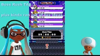 Mario Party DS - Boss Rush [TAS]
