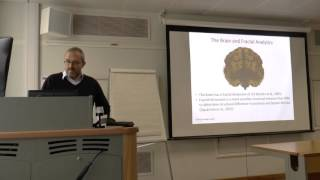 Prof Federico Turkheimer - The brain's canonical computational motifs