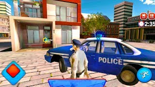 Police Officer Simulator - Daily Policeman Work Game - Android Gameplay