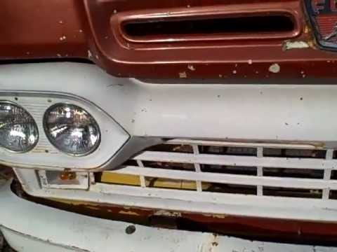1960 Ford F-100 4x4 For Sale on Missoula Montana Craigslist Video 1