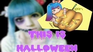 This is Halloween (Nightmare Before Christmas) - Cover by Kasumi Silvia