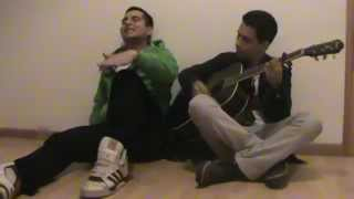 Stereo Hearts - Gym Class Heroes Ft. Adam Levine (Acoustic cover / Postulación a The Voice Chile)