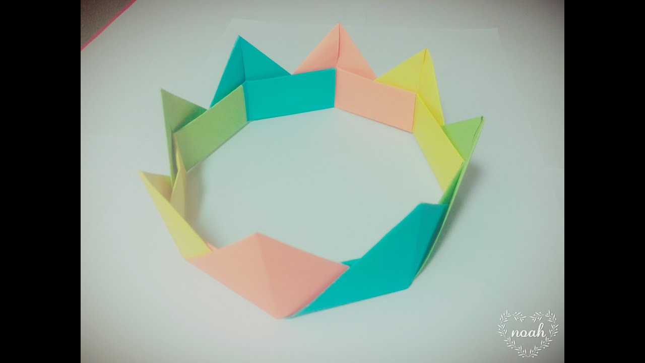 Paper Origami Step By Step Step Step Instructions How To Make ... | 720x1280