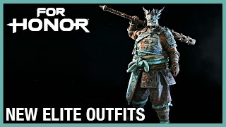 For Honor: New Elite Outfits | Week of 08/22/2019 | Weekly Content Update | Ubisoft [NA]