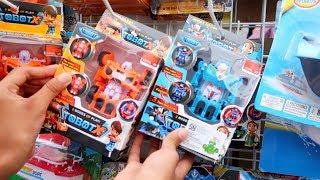 Rafa Beli Mainan Murah TOBOT X  + Unboxing Mainan Anak Laki Laki Robot Dinosaurus
