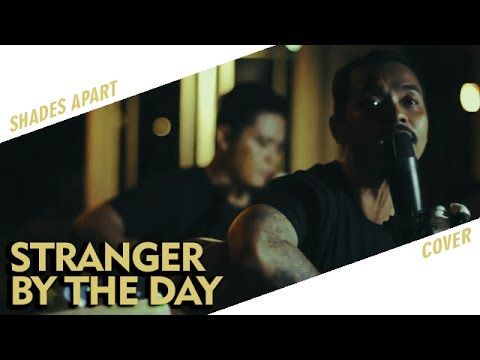 Stranger by The Day - #90's / Mariohalley (Shades Apart cover) // EXI Backyard Sessions