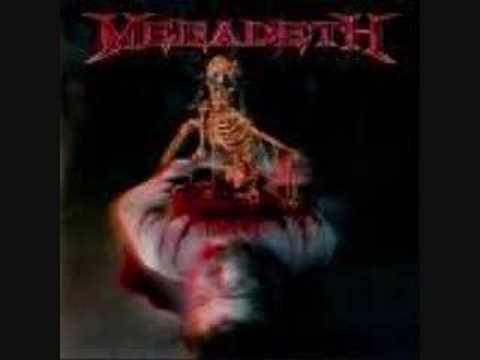 Megadeth Dread and the Fugitive Mind