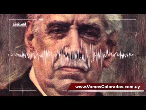 Batlle y Ordoñez -Su Voz- Hablando de EDUCACIÓN