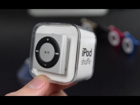 All Colors - 2018 - Apple iPod Shuffle - Unboxing And Review