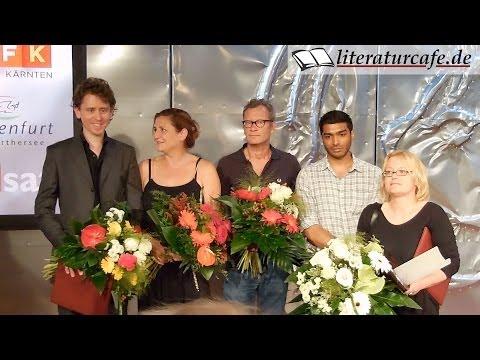 Bachmannpreis Podcast 2014 - Folge 5: Bachmannpreis für Tex Rubinowitz