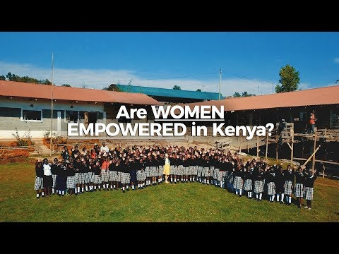 Are Women Empowered in Kenya?