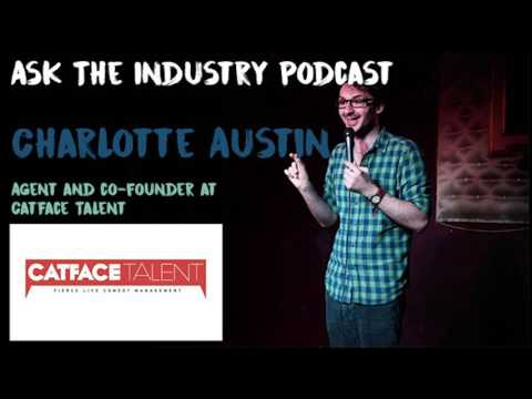 EP26 - Charlotte Austin - Agent and co-founder at CatFace Talent | Ask The Industry Podcast