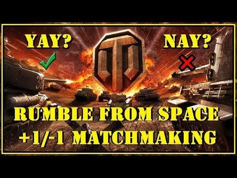 premie matchmaking WOT