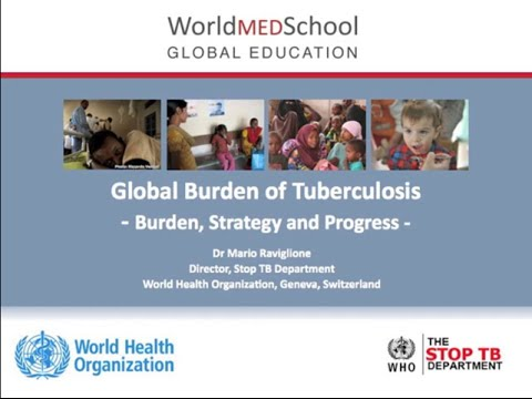 New Strategy Aims for Dramatic Decline of TB By 2035 1